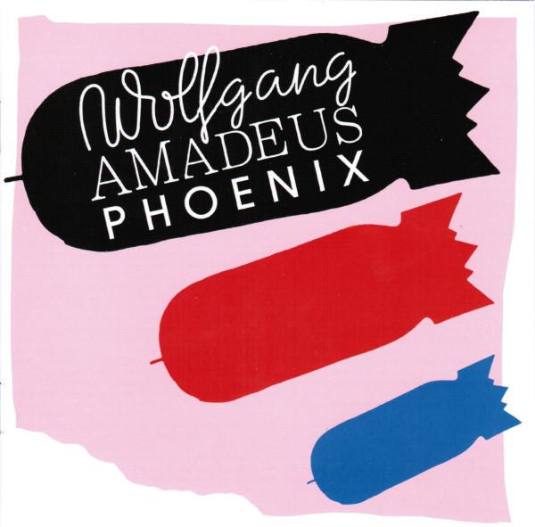 Phoenix | Wolfgang Amadeus Phoenix | 3hive.com