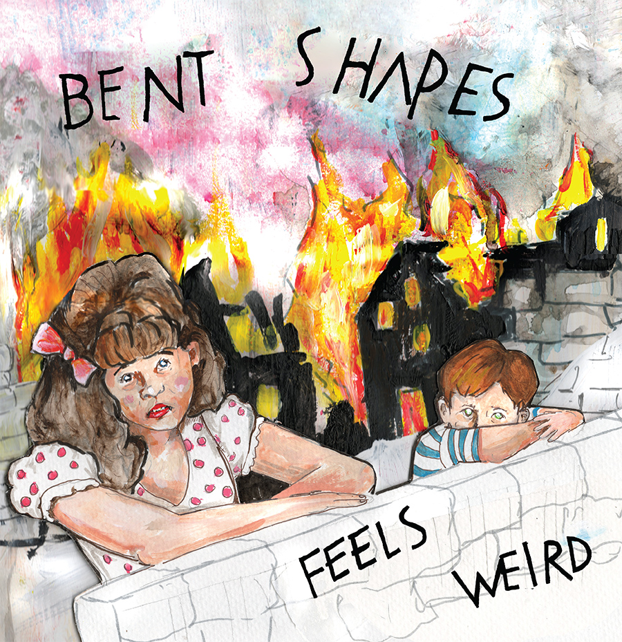 Bent Shapes | Feels Weird | 3hive.com