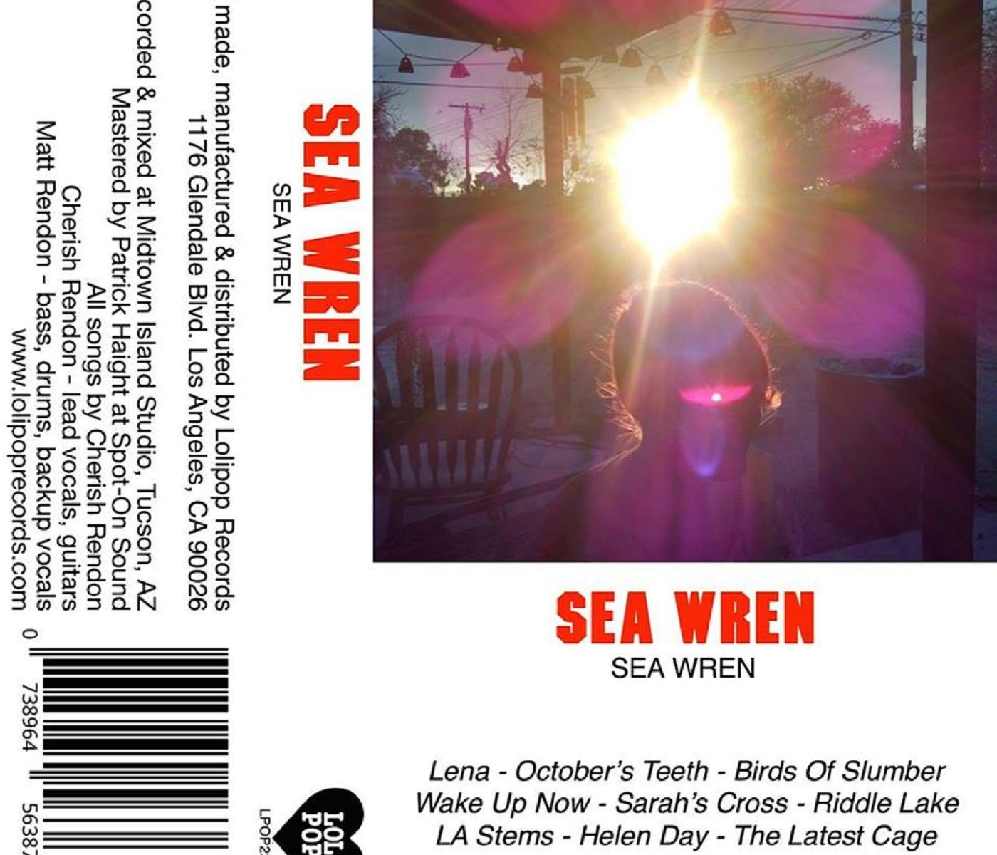 Sea Wren | Sea Wren | 3hive.com