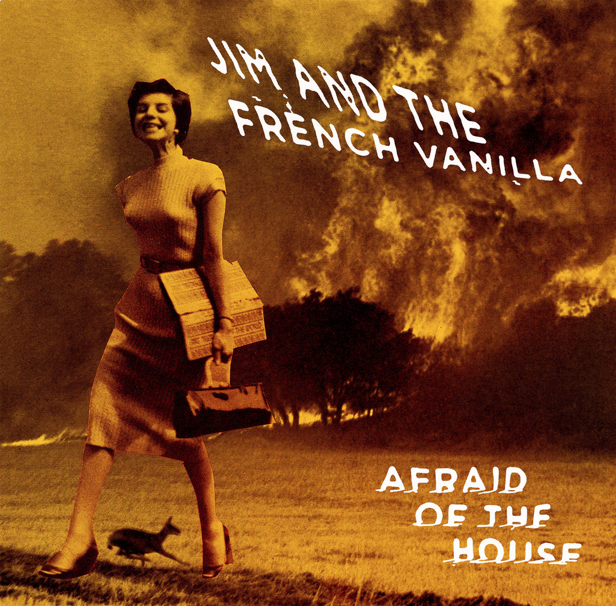 Jim And The French Vanilla | Afraid of The House | 3hive.com