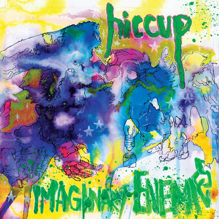 Hiccup | Imaginary Enemies | 3hive.com