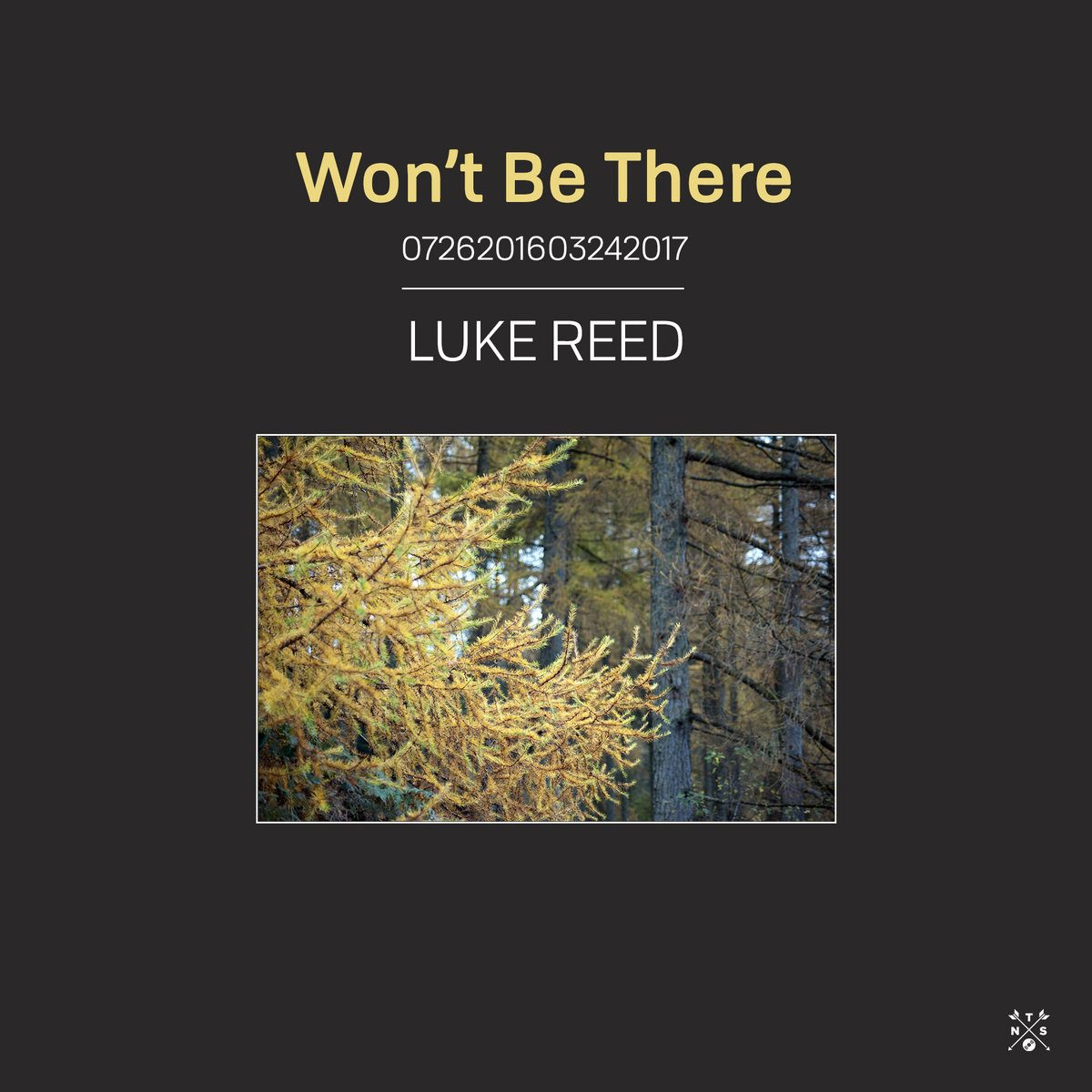 Luke Reed | Won't Be There | 3hive.com