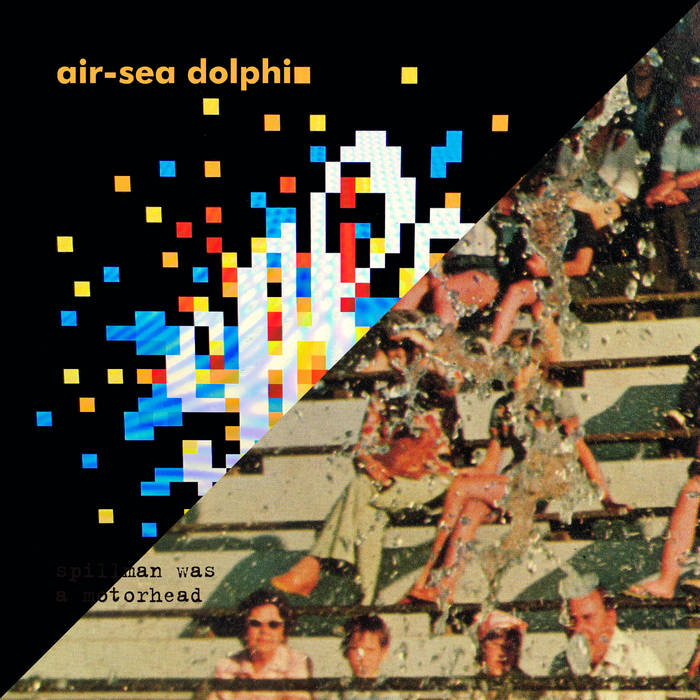 Air-Sea Dolphin | Honey Radar split 7"