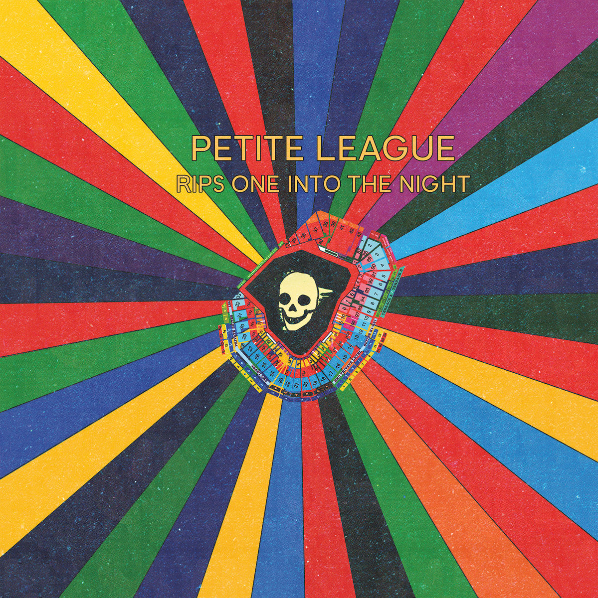 Petite League | Rips One Into The Night | 3hive.com