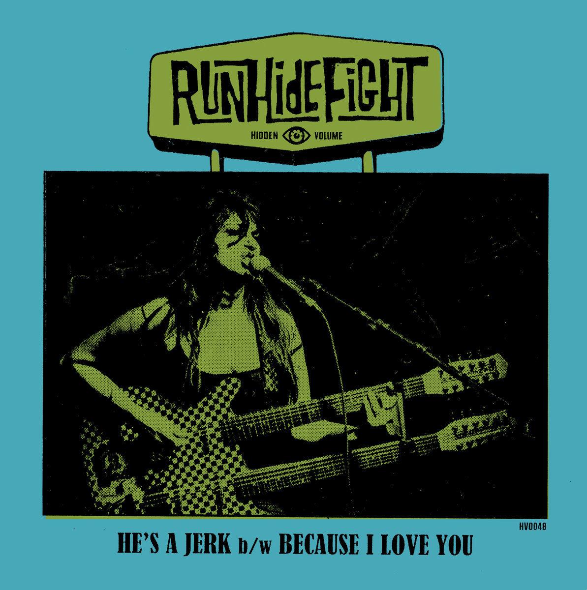 RunHideFight | He's A Jerk | 3hive.com