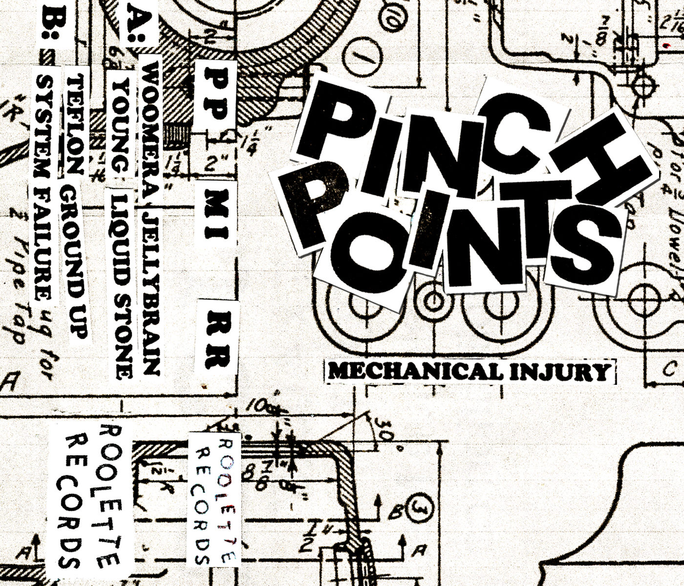 PINCH POINTS | MECHANICAL INJURY | 3hive.com