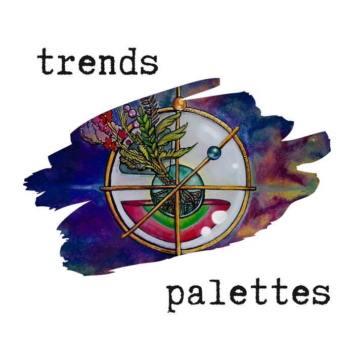 Trends | Palettes | 3hive.com