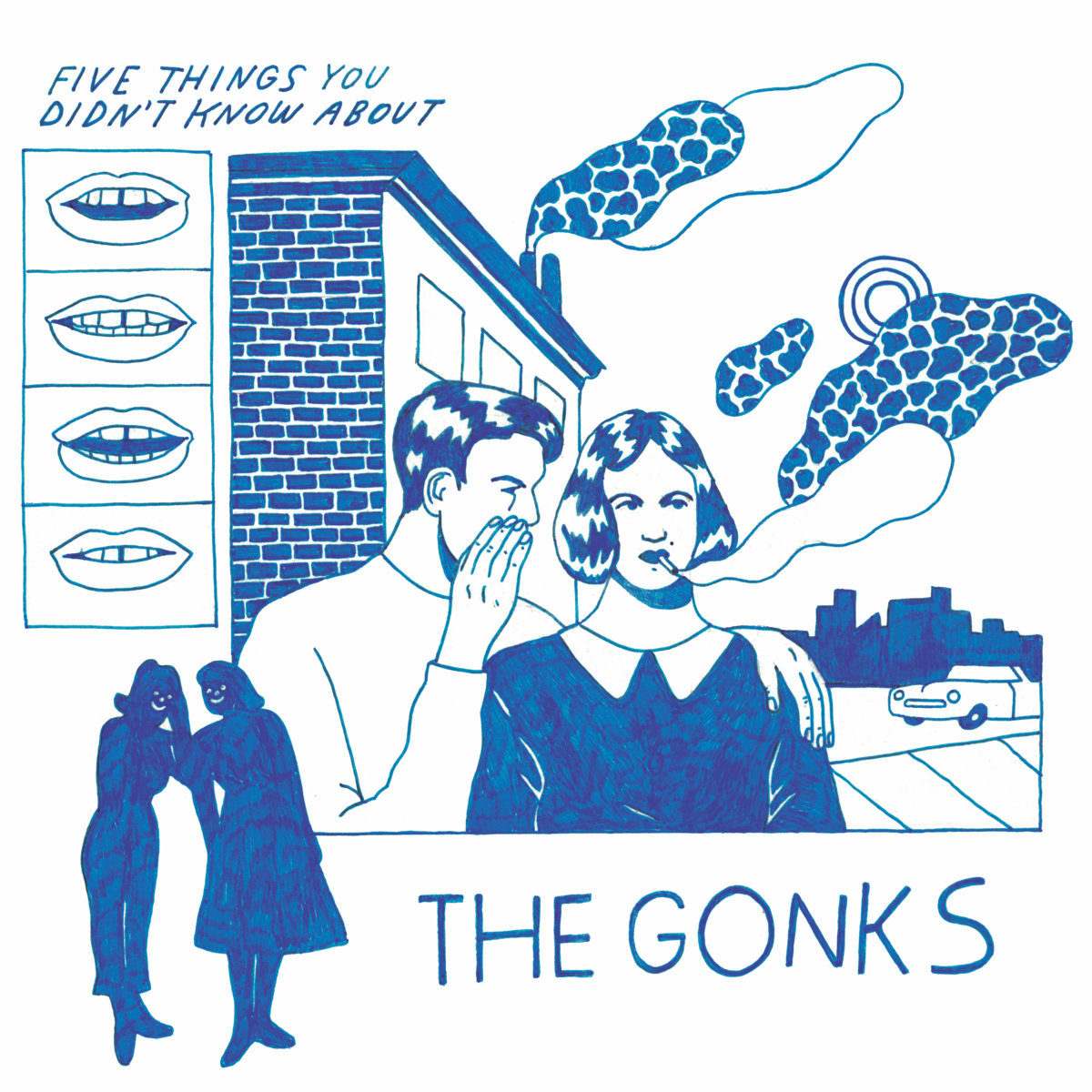 The Gonks | Five Things You Didn't Know About The Gonks | 3hive.com