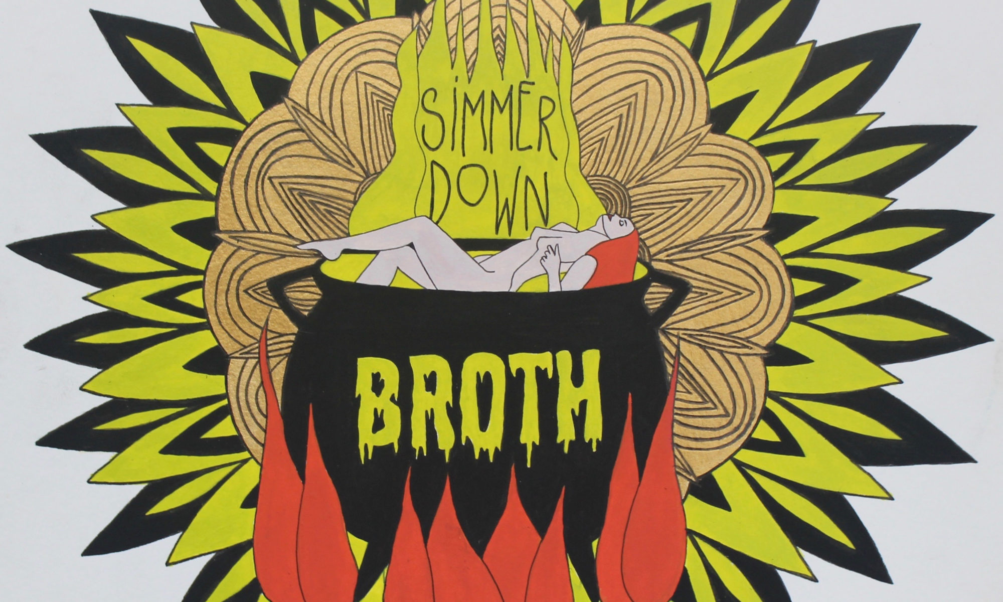Broth | Simmer Down | 3hive.com