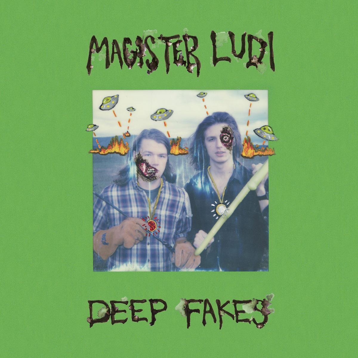 Magister Ludi | Deep Fakes | 3hive.com
