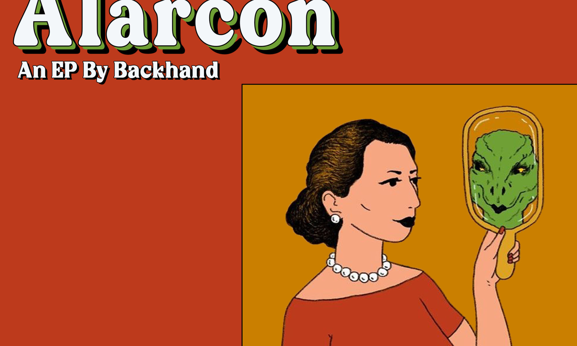 Backhand | Kiki Alarcon | 3hive.com